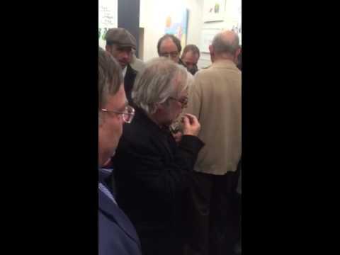 Belgium: Journalists pay tribute to Charlie 3/4 (видео)