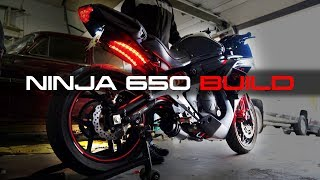 3. Shop Day - Customizing The Ninja 650