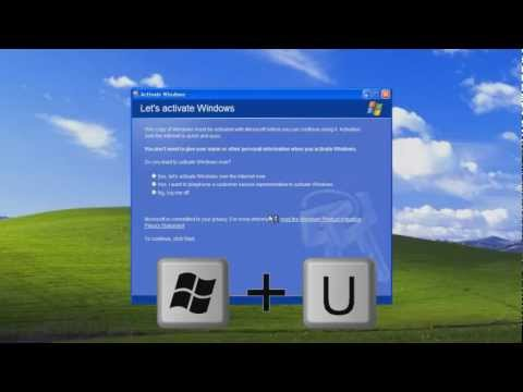 Bypassing Windows Product Activation - Windows XP