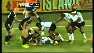 Fiji Vs New Zealand HSBC Sevens World Series Gold Coast Sevens Austalia 2012 (Full Game)
