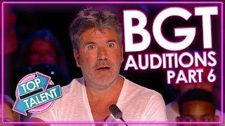 Video Britain's Got Talent 2019 | Part 6 | Auditions | Top Talent MP3, 3GP, MP4, WEBM, AVI, FLV Juli 2019