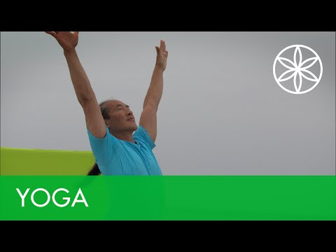 Rodney Yee: AM Connection | Yoga For Your Week | Gaiam