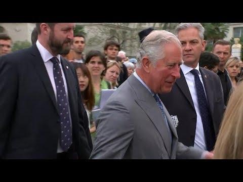 Prince Charles to walk Meghan Markle down the aisle (видео)