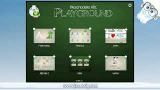 Preschoolers ABC Playground YouTube video
