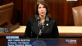 Cheri Bustos Thanks Servicemembers Serving Overseas This Holiday Season