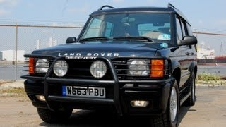 2000 Land Rover Discovery Series II V8 SE7 Review&Test Drive