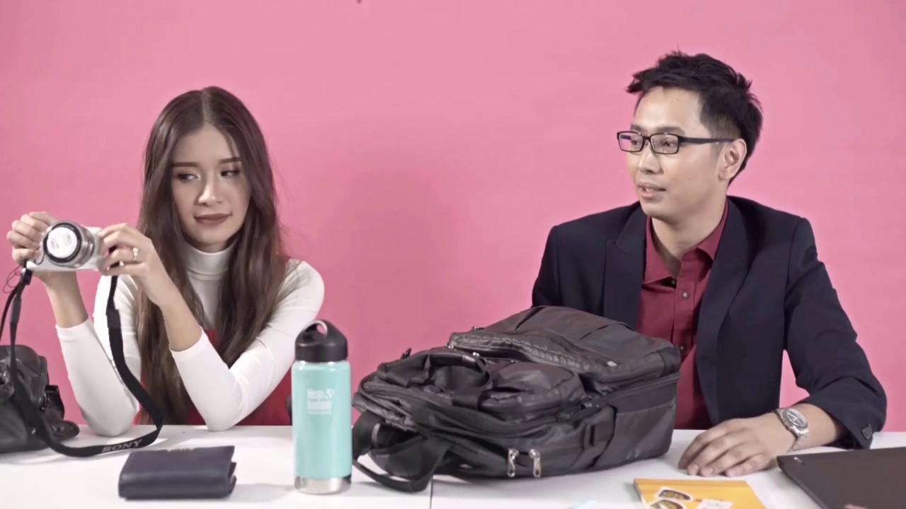Shopmag Raids Tricia Gosingtian and RG Gabunada's Bags
