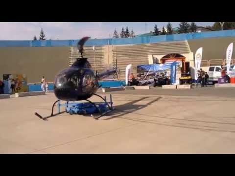 hélicoptère htc 130 classé 6