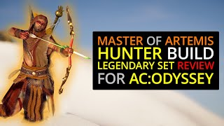 Master of Artemis Legendary Hunter Build for AC Odyssey!