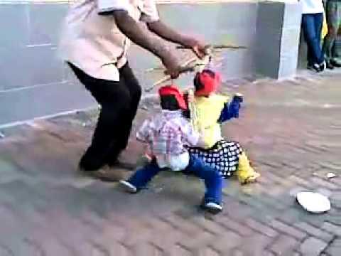 African Street Dance....Amazing..