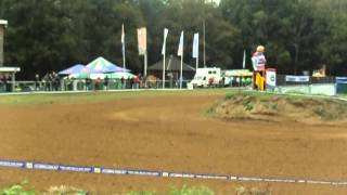 Markelo EMX Nations Sidecars&Quads