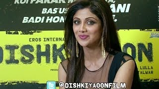 Shilpa Shetty invites you to follow 'Dishkiyaoon' on Twitter for all the latest updates