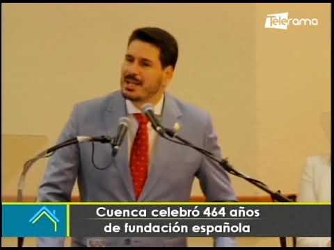 Cuenca celebró 464 años de fundación española