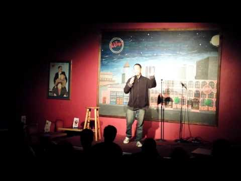 Jovan Runyon @ Wiley's comedy club 11/24/2013