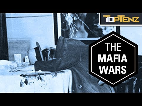 10 Bloody Episodes That Shaped the American Mafia