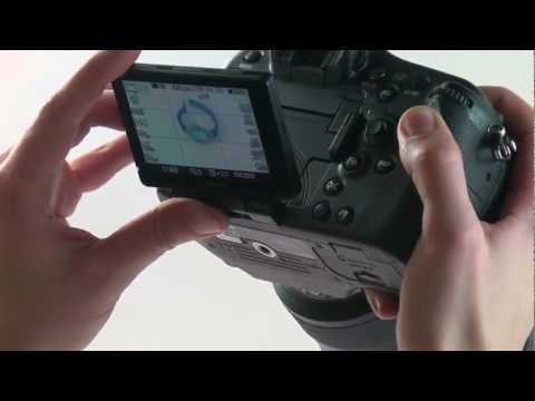 Sony SLT-A77 - test / review