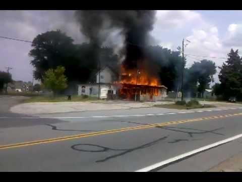 Argos Corner Store fire