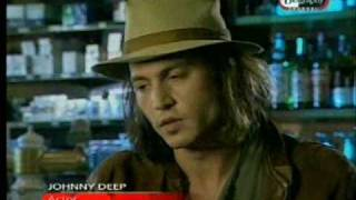 JOHNNY DEPP -  Documental Biográfico 1/6