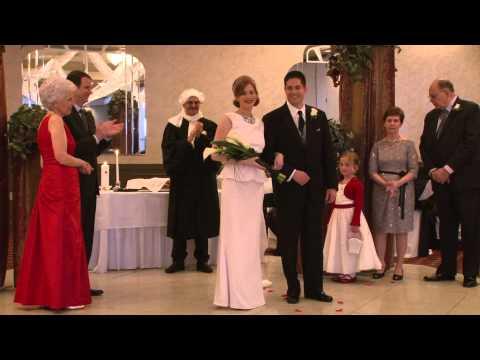 Greg & Rachel Roth Get Married
