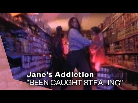 Tekst piosenki Jane's Addiction - Been Caught Stealing po polsku