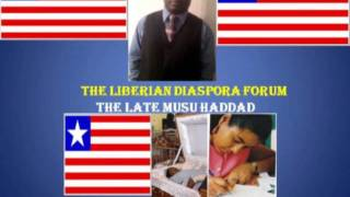 LIBERIAN DIASPORA FORUM with Musu Haddad