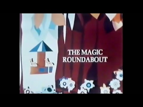 The Magic Roundabout (UK) - Dougal's Experiment (Eric Thompson, 1970) {RECONSTRUCTED}