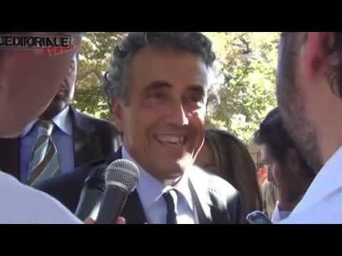Il Ministro Barca incontra i precari del Comune dell'Aquila (parte seconda)