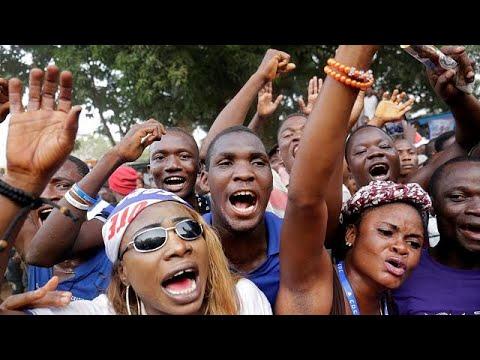 Λιβερία: Νέος εκλεγμένος Πρόεδρος ο Ζορζ Γουεά