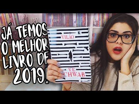 VILÃO: O MELHOR LIVRO DE 2019! | Kabook TV