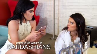 KUWTK   Rob Re-Gifts Kendall's Present to Blac Chyna   E!