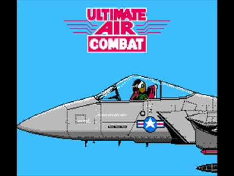 Ultimate Air Combat NES