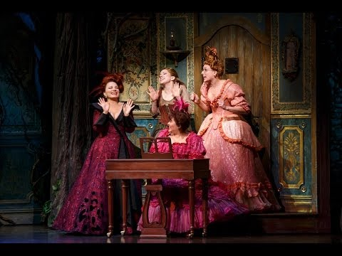 broadway - Watch a preview for Rodgers + Hammerstein's CINDERELLA on Broadway, starring Carly Rae Jepsen and Fran Drescher through June 8th. For more information and ti...