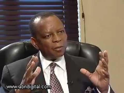 Ndaba Ntsele - CEO of Pamodzi Investment Holdings - Part 1 (видео)