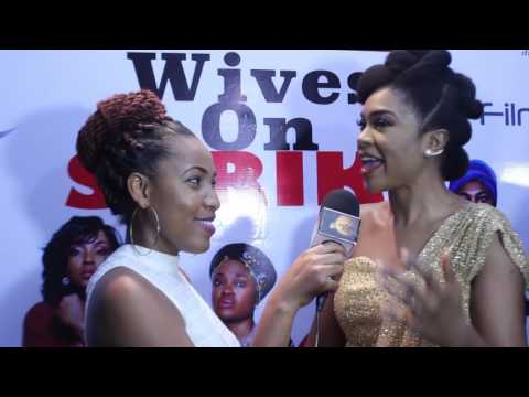 The Screening Room: Wives On Strike Nollywood Movie Premiere