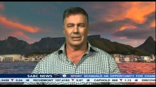 Tony McKeever reports on the Southern Kings saga | Super Rugby Video