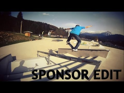 11 Years old Skater||Gioele Minigher SPONSOR EDIT