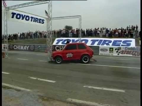 Fiat 126 V8 vs Fiat 126 V8 Battle