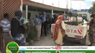 Warka Somali Channel Warbixin Amisom 14 11 2012