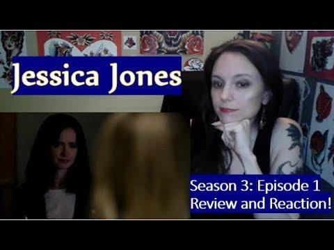 Jessica Jones Season 3 Episode 1 Review and Reaction!