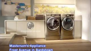 Masterson's Appliance GE Front Load Washer and Dryer
