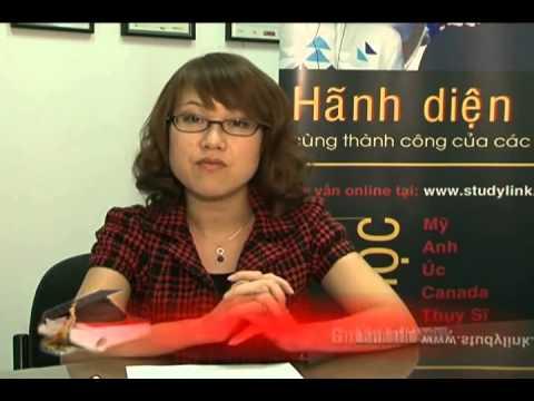 StudyLink International – Phóng sự tài liệu 2011- Phần 1