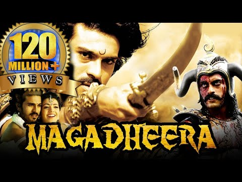 Video Magadheera Hindi Dubbed Full Movie | Ram Charan, Kajal Aggarwal, Dev Gill, Srihari download in MP3, 3GP, MP4, WEBM, AVI, FLV January 2017