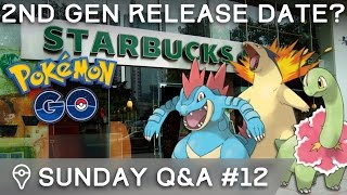 POKÉMON GO 2ND GEN RELEASE DATE LEAK: DEC. 7TH? (Trainer Tips Q&A #12) by Trainer Tips