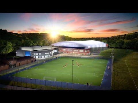 , title : 'USW Sport Park Flythrough - University of South Wales'