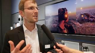 Sennheiser Ambeo Smart Headset, IFA 2017