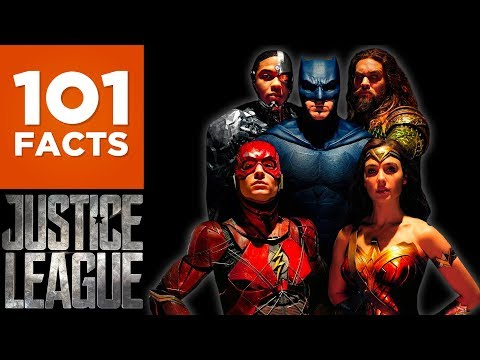 101 Facts About the Justice League
