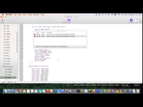 How To Fix Code 6126 Syntax Error PARSEOP_STORE DSDT (видео)