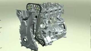 Engine Assembly Animated