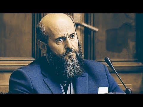 Narodni poslanik muftija dr. Muamer Zukorlić postavlja pitanja u Skupštini