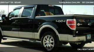 2009 Ford F150 King Ranch - for sale in Faribault, MN 55021